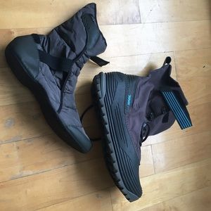 Teva Technical Rain Snow Boots / Removable Liner